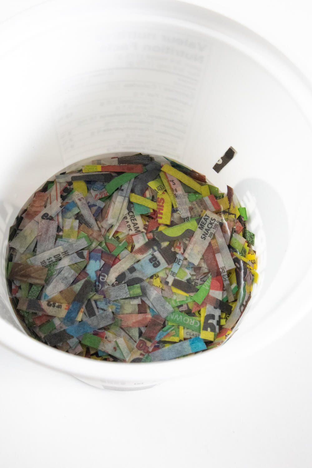 Instructions for Making Paper Mache Clay