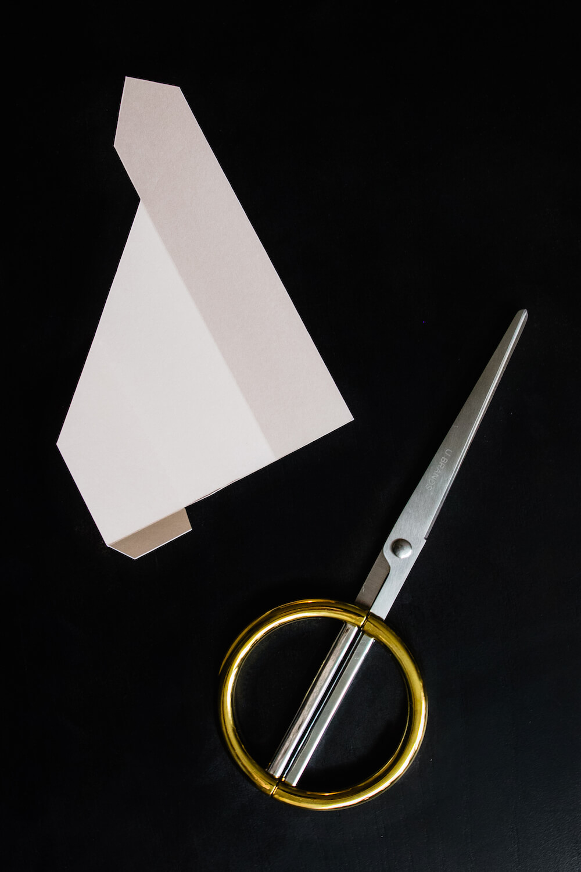Pocket Bookmark Template