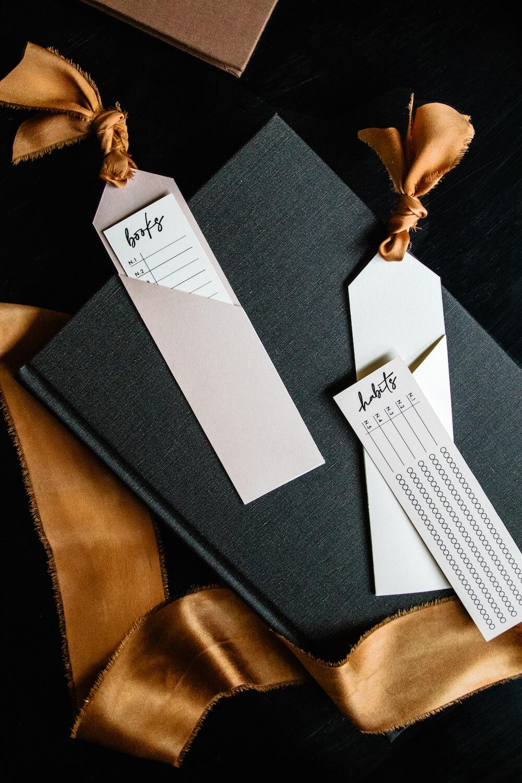 Free Habit Tracker Pocket Bookmark
